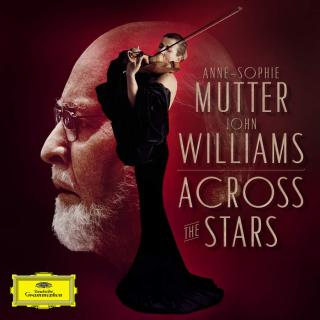 John Williams and Anne-Sophie Mutter - Across The Stars - Mutter, Anne-Sophie (violin) / The Recording Arts Orchestra of Los Angeles / Williams, John