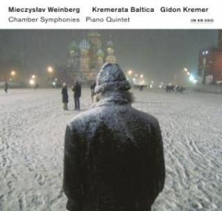 Weinberg, Mieczyslaw:Chamber symphony and Piano Qnintet