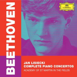 Beethoven: Complete Piano Concertos - Lisiecki, Jan (piano/director) / Academy of St Martin in the Fields