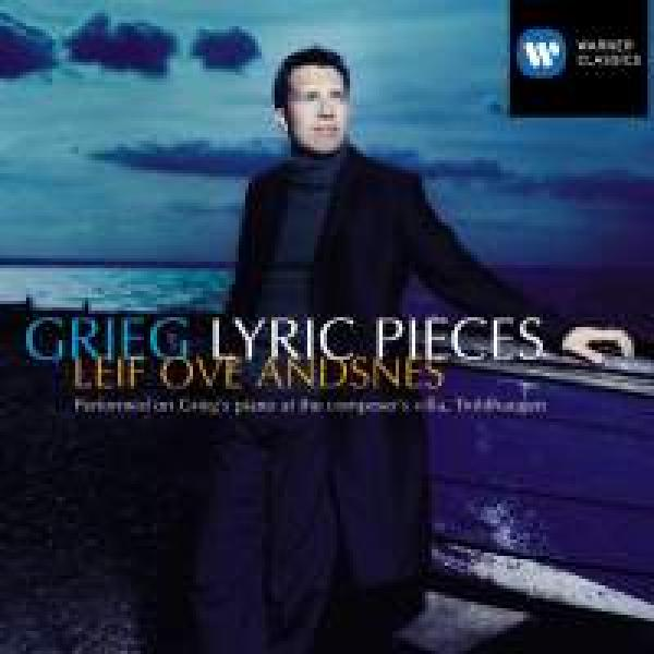 Grieg: Lyric Pieces (selection) <span>-</span> Andsnes, Leif Ove