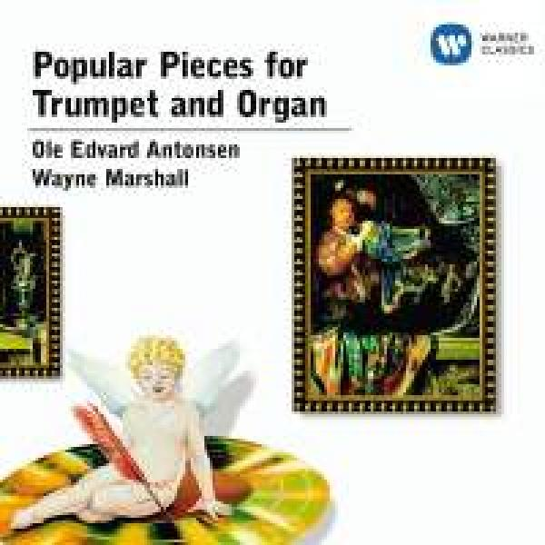 Popular Pieces for Trumpet and Organ <span>-</span> Antonsen, Ole Edvard/ Marshall, Wayne