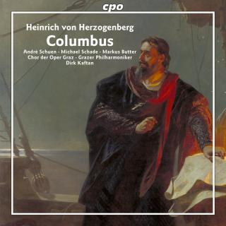 Herzogenberg , Heinrich von: Columbus - Dramatic Cantata for soloists, choir and orchestra