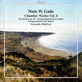 Gade, Niels W.: Chamber Works Vol. 4: - Ensemble MidtVest