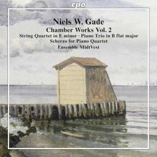 Gade, Niels W: Chamber Works, Vol. 2 - Ensemble MidtVest