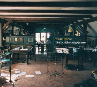 Wood Works - The Danish String Quartet plays Nordic folk music - Cour, Mads la (flugelhorn) / Danish String Quartet