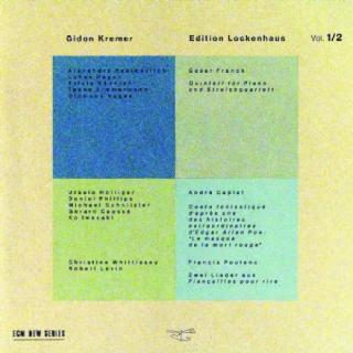 Edition Lockenhaus Vol.1 & 2 - Kremer, Gidon