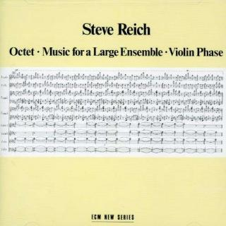 Reich, Steve: Music For A Large Ensemble - Reich, Steve / Guibbory, Shem