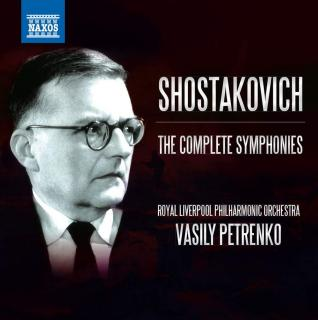 Shostakovich: The Complete Symphonies - Royal Liverpool Philharmonic Orchestra / Petrenko, Vasily