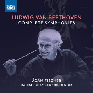 Beethoven: Complete Symphonies - Danish Chamber Orchestra / Fischer, Ádám