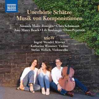 Unerhorte Schätze/Unheard-of Treasures: Music by Female Composers - trioW