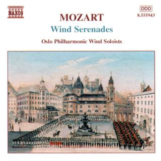 Mozart - Wind Serenades - Oslo Philharmonic Wind Soloists