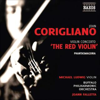 Corigliano - Violin Concerto 'The Red Violin' - Ludwig, Michael (violin) / Buffalo Philharmonic Orchestra / Falletta, JoAnn