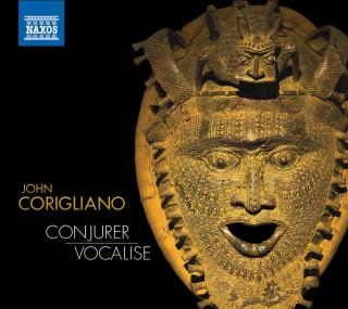 Corigliano: Conjurer & Vocalise - Glennie, Evelyn (percussion) / Albany Symphony Orchestra / Miller, David Alan
