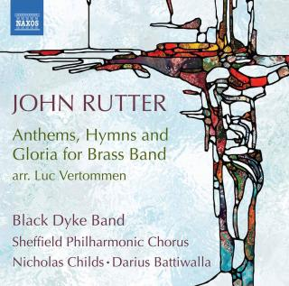 Rutter: Anthems, Hymns, & Gloria for Brass Band