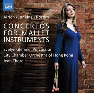 Concertos for Mallet Instruments - Glennie, Evelyn / Thorel, Jean / City Chamber Orchestra of Hong Kong / Thorel, Jean