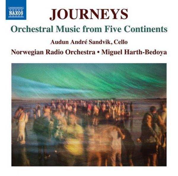 Journey - Orchestral Music from Five Continents - Kringkastningsorkesteret / Harth-Bedoya, Miguel