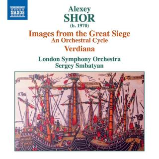 Alexey Shor: Images from the Great Siege; Verdiana