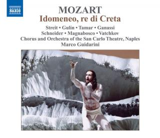 Mozart: Idomeneo, K366 - Chorus and Orchestra of the San Carlo Theatre, Naples / Guidarini, Marco