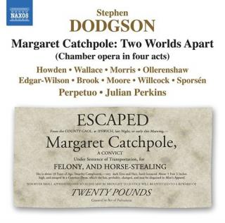 Margaret Catchpole - Two Worlds Apart
