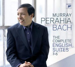 Bach, J S: English Suites Nos. 1-6, BWV806-811 - Perahia, Murray