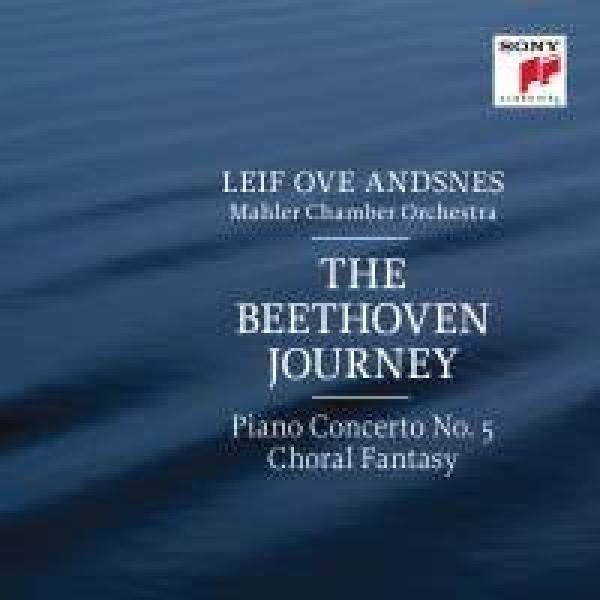 Leif Ove Andsnes: The Beethoven Journey (Piano Concerto No. 5 & Choral Fantasy) <span>-</span> Andsnes, Leif Ove/Mahler Chamber Orchestra