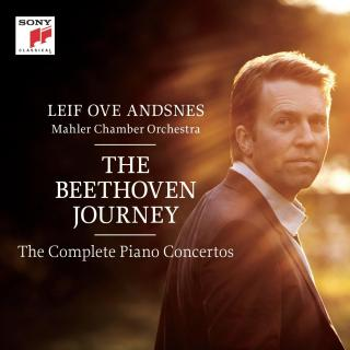 The Beethoven Journey (Piano Concertos Nos. 1-5) - Andsnes, Leif Ove/Mahler Chamber Orchestra