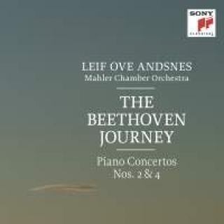 Leif Ove Andsnes: The Beethoven Journey (Piano Concertos Nos. 2 & 4) - Andsnes, Leif Ove/Mahler Chamber Orchestra