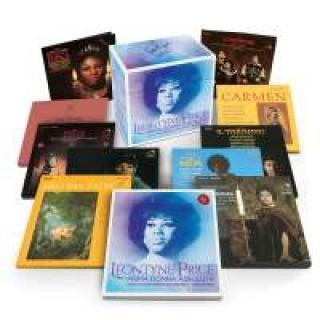 Prima Donna Assoluta - Leontyne Price Ultimate Opera Recordings (remastret) - Price, Leontyne