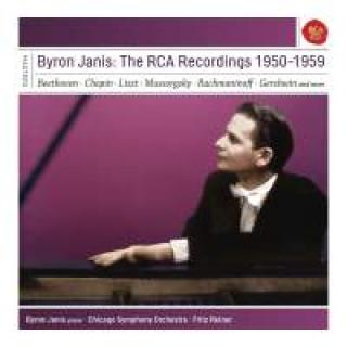 Byron Janis - The RCA Recordings 1950-1959 - Janis, Byron
