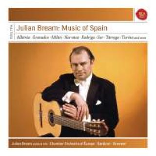 Music of Spain: Julian Bream - Bream, Julian