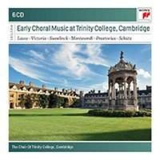 Early Choral Music at Trinity College, Cambridge - Trinity College Choir Cambridge