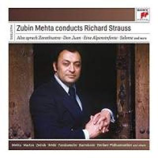 Zubin Mehta conducts Richard Strauss - Mehta, Zubin