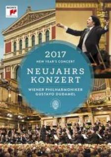 2017 New Year's Concert - Bluray - Dudamel, Gustavo