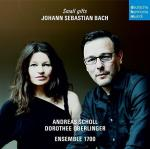 Bach - Small Gifts <span>-</span> Scholl, Andreas - counter-tenor | Oberlinger, Dorothee - recorder/director