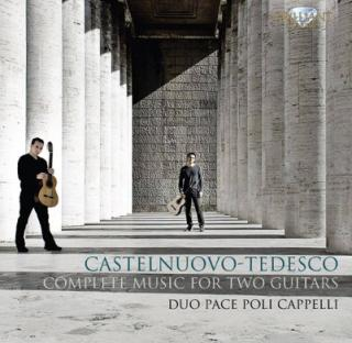 Complete Music for 2 Guitars - Duo Pace Poli Cappelli