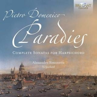 Paradies: Complete Sonatas for Harpsichord