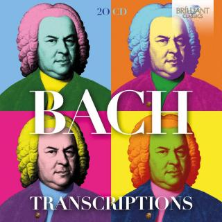 Bach: Transcriptions - Various Artists