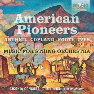 American Pioneers - Music for String Orchestra