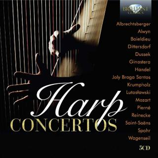 Harp Concertos - Various soloists & orchestras