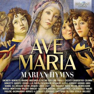 Ave Maria: Marian Hymns - Various artists