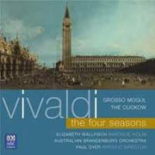 Vivaldi, Antonio: The Four Seasons - Wallfisch, Elizabeth (violin)