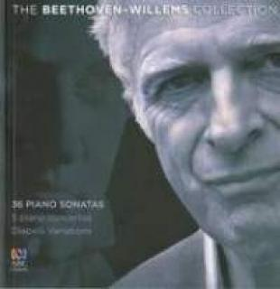 The Beethoven Collection - Klaversonater Og Konserter - Willems, Gerard (klaver)