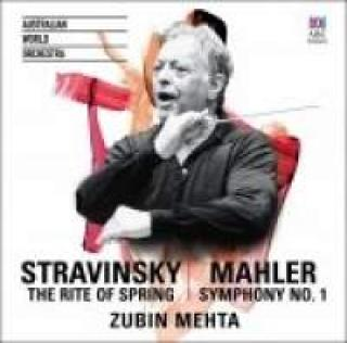 Zubin Mehta conducts Stravinsky and Mahler - Mehta, Zubin