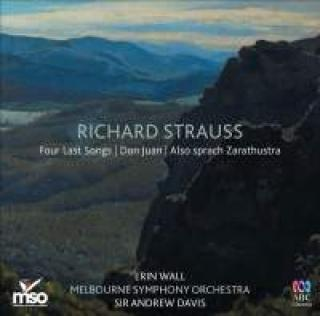 Strauss, Richard: Four Last Songs, Don Juan & Also sprach Zarathustra - Davis, Sir Andrew