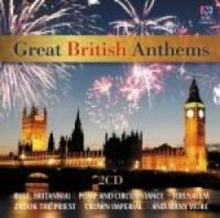 Great British Anthems - Diverse utøvere