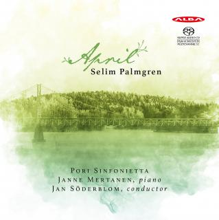 Palmgren, Selim: April - Mertanen, Janne - piano