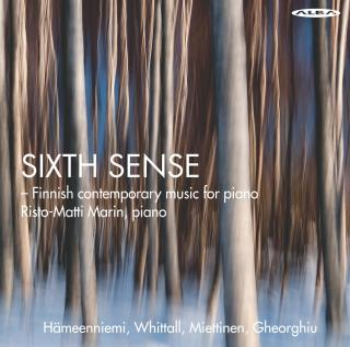 Sixth Sense - Finnish contemporary music for piano - Marin, Risto-Matti - piano