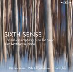 Sixth Sense - Finnish contemporary music for piano <span>-</span> Marin, Risto-Matti - piano