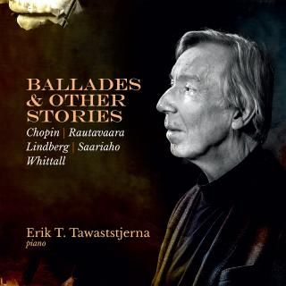 Ballades & Other Stories - Tawaststjerna, Erik T.