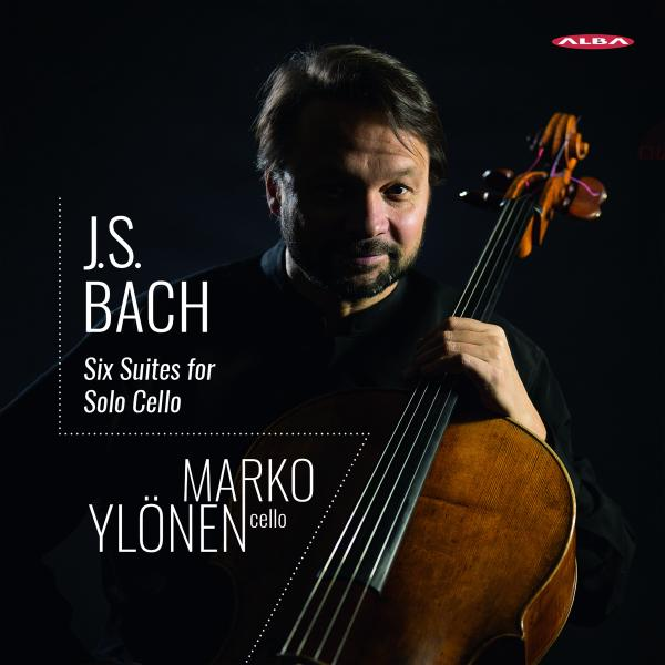 Bach, Johann Sebastian: Six Suites for Solo Cello <span>-</span> Ylönen, Marko (cello)